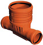 Колодцы канализационные Magnaplas1