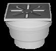 Трап канализационный Ø110 прямой